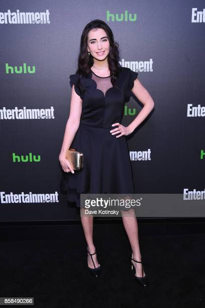 Actress Dilan Gwyn attends Hulu's New York Comic Con After Party at The Lobster Club on October 6 2017 in New York City