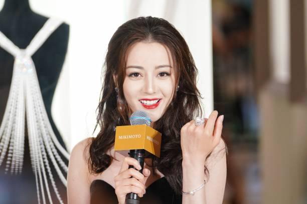 CHN: Dilraba Dilmurat Attends Mikimoto Event In Shanghai