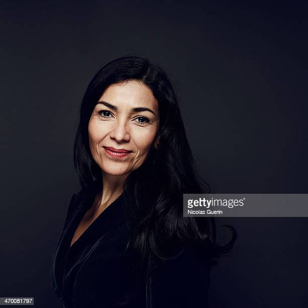 Actress Dolores Heredia is photographed for Self Assignment during the 64th edition of Berlin Film Festival on February 9 2014 in Berlin Germany