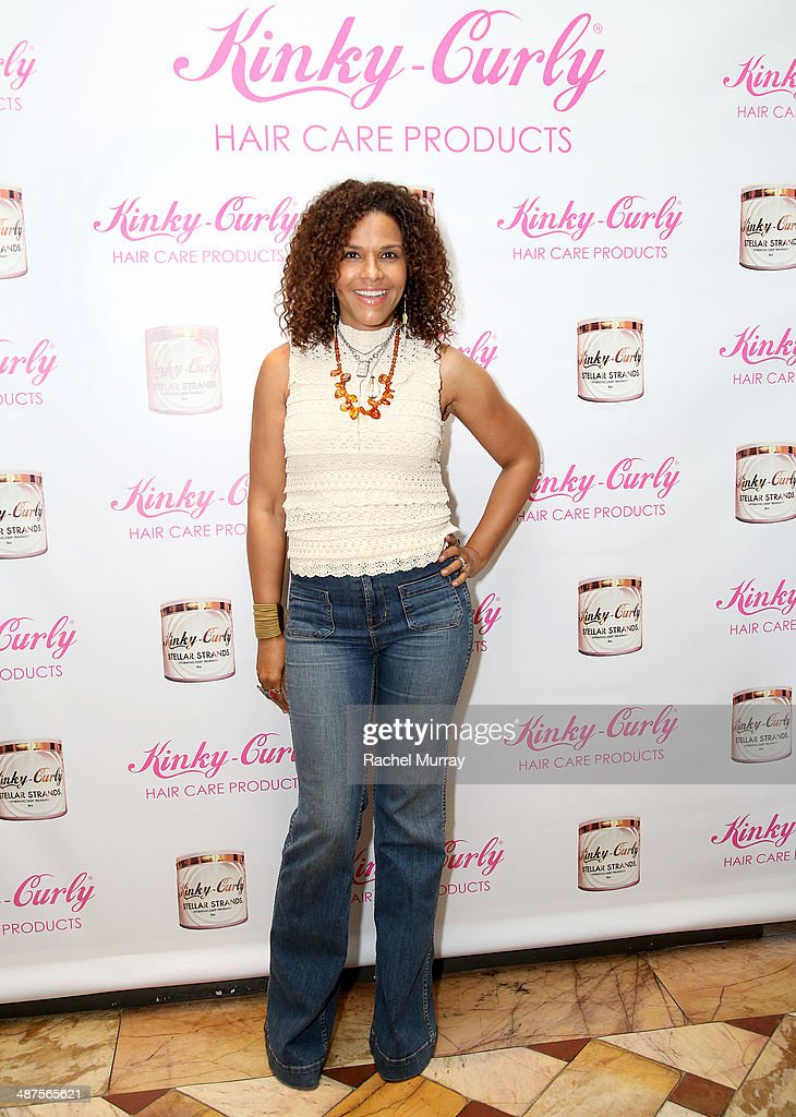 Actress Dominique Jennings attends the Kinky-Curly 'Sneak Peek' event at the Four Seasons Hotel Los Angeles on April 30, 2014 in Beverly Hills, California.
