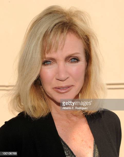 Actress Donna Mills arrives at Heal the Bay's 25th annual 'Night Under the Stars' on May 20 2010 in Santa Monica California