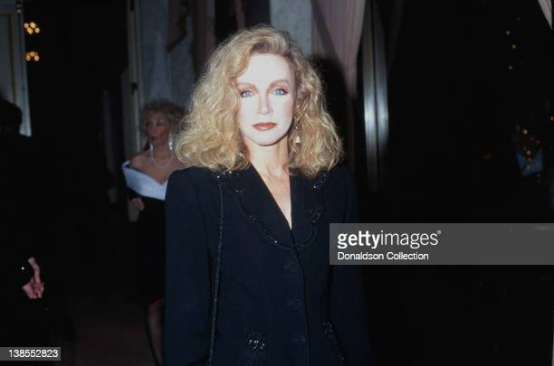 Actress Donna Mills attends an event in 1993 in Los Angeles California
