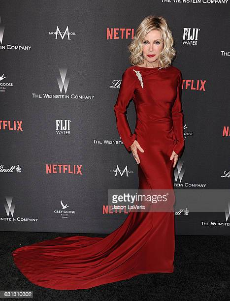 Actress Donna Mills attends the 2017 Weinstein Company and Netflix Golden Globes after party on January 8 2017 in Los Angeles California