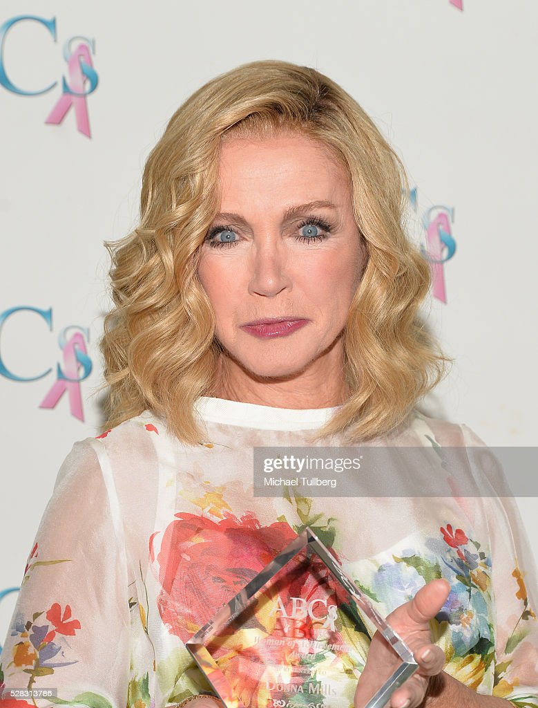 Actress <a gi-track='captionPersonalityLinkClicked' href=/galleries/search?phrase=Donna+Mills&family=editorial&specificpeople=217252 ng-click='$event.stopPropagation()'>Donna Mills</a> attends the Associates For Breast and Prostate Cancer Studies' annual Mother's Day Luncheon at Four Seasons Hotel Los Angeles at Beverly Hills on May 4, 2016 in Los Angeles, California.