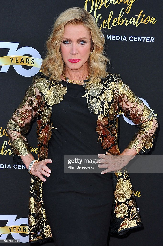Actress Donna Mills attends the Television Academy's 70th Anniversary Gala on June 2, 2016 in Los Angeles, California.