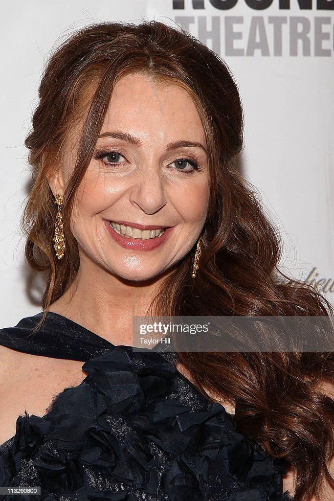 Actress Donna Murphy attends the after party for the Broadway opening night of 'The People in the Picture' at Marriot Marquis on April 28, 2011 in New York City.