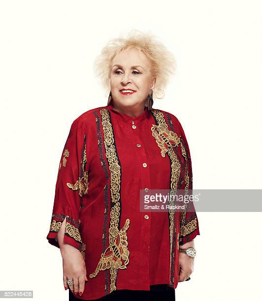 Actress Doris Roberts of 'Everyone Loves Raymond' is photographed for The Hollywood Reporter on September 12 2012 in Los Angeles California PUBLISHED...