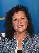 Actress Dot Jones attends the 10th anniversary celebration of 'The Beatles LOVE by Cirque du Soleil' at The Mirage Hotel Casino on July 14 2016 in...