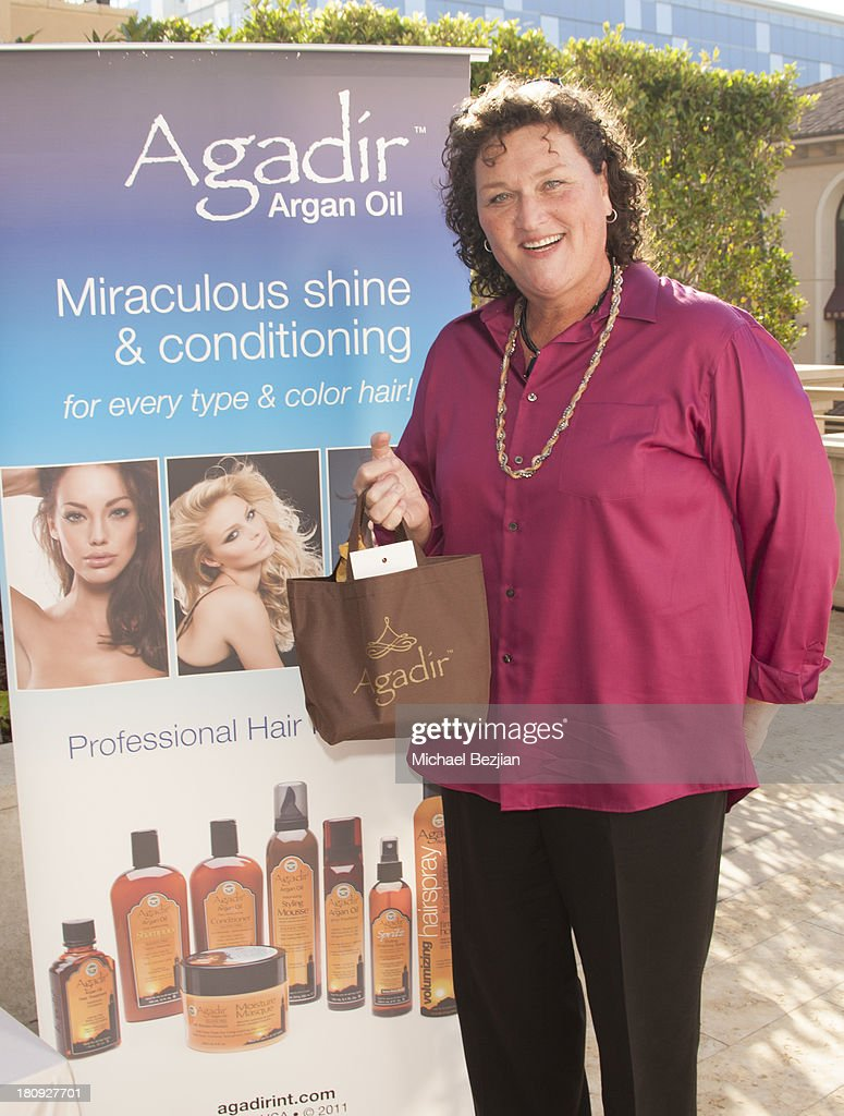 Actress Dot-Marie Jones attends Bellafortuna Luxury Gift Suite Presented By Feri on September 17, 2013 in Beverly Hills, California.