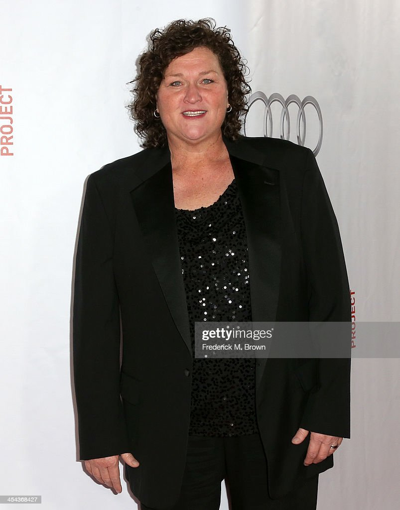 Actress Dot-Marie Jones attends 'TrevorLIVE LA' honoring Jane Lynch and Toyota for the Trevor Project at Hollywood Palladium on December 8, 2013 in Hollywood, California.