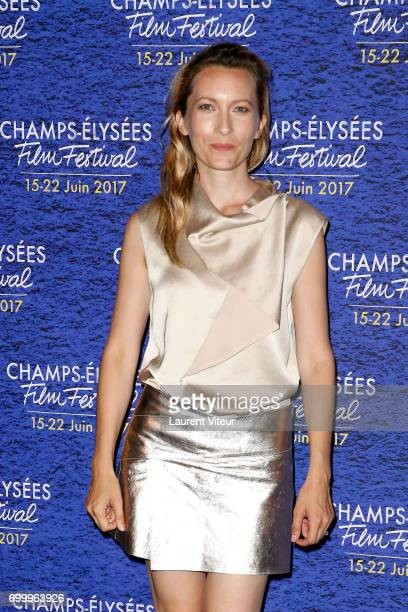 Actress Dounia Sichov attends Closing Ceremony of 6th Champs Elysees Film Festival on June 22 2017 in Paris France