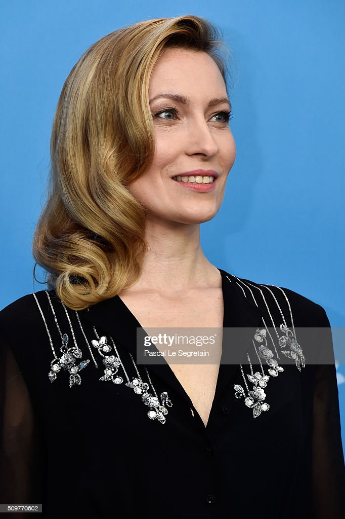 Actress Dounia Sichov attends the 'Boris without Beatrice' (Boris sans Beatrice) photo call during the 66th Berlinale International Film Festival Berlin at Grand Hyatt Hotel on February 12, 2016 in Berlin, Germany.