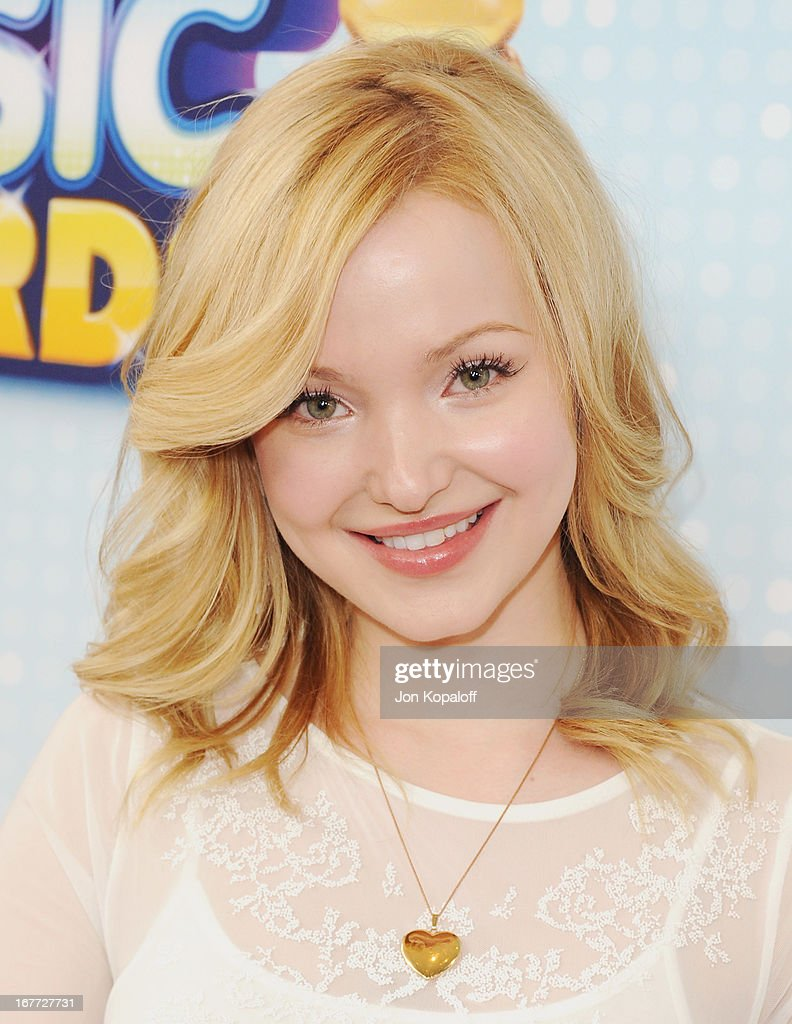 Actress Dove Cameron arrives at the 2013 Radio Disney Music Awards at Nokia Theatre L.A. Live on April 27, 2013 in Los Angeles, California.