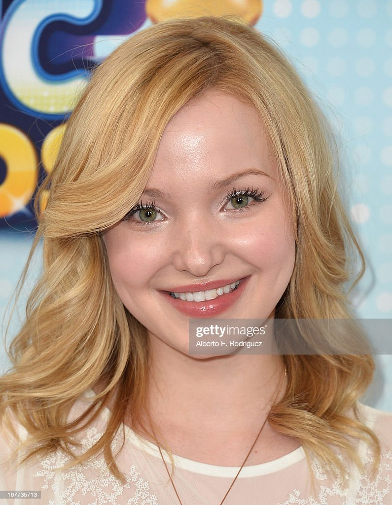 Actress Dove Cameron arrives to the 2013 Radio Disney Music Awards at Nokia Theatre L.A. Live on April 27, 2013 in Los Angeles, California.