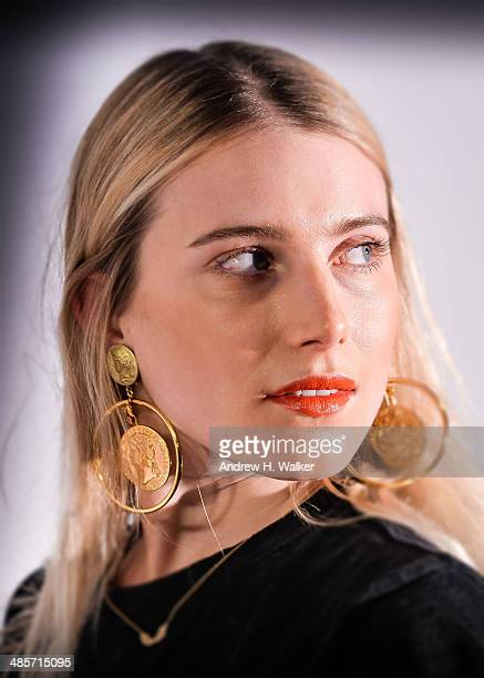 Actress Dree Hemingway attends the 'X/Y' Premiere at the 2014 Tribeca Film Festival on April 19 2014 in New York City