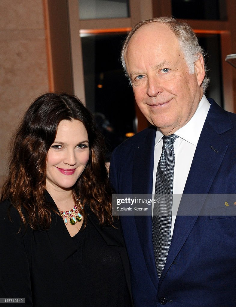 Actress <a gi-track='captionPersonalityLinkClicked' href=/galleries/search?phrase=Drew+Barrymore&family=editorial&specificpeople=201623 ng-click='$event.stopPropagation()'>Drew Barrymore</a> and honoree <a gi-track='captionPersonalityLinkClicked' href=/galleries/search?phrase=Nicola+Bulgari&family=editorial&specificpeople=575542 ng-click='$event.stopPropagation()'>Nicola Bulgari</a> attend the Rodeo Drive Walk Of Style honoring BVLGARI and Mr. <a gi-track='captionPersonalityLinkClicked' href=/galleries/search?phrase=Nicola+Bulgari&family=editorial&specificpeople=575542 ng-click='$event.stopPropagation()'>Nicola Bulgari</a> held at Bulgari on December 5, 2012 in Beverly Hills, California.