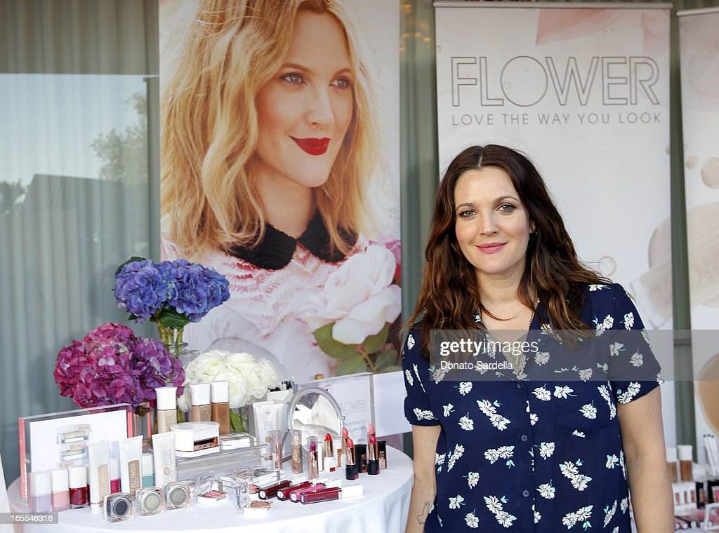 Actress <a gi-track='captionPersonalityLinkClicked' href=/galleries/search?phrase=Drew+Barrymore&family=editorial&specificpeople=201623 ng-click='$event.stopPropagation()'>Drew Barrymore</a> attends the first-ever Lucky Magazine two day FABB West at SLS Hotel on April 4, 2013 in Beverly Hills, California.