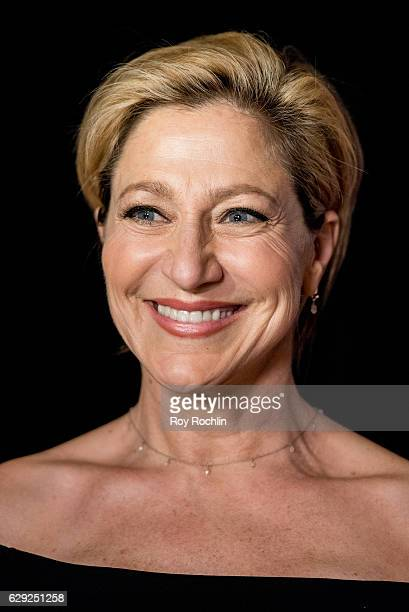 Actress Edie Falco attends the 10th Anniversary CNN Heroes at American Museum of Natural History on December 11 2016 in New York City