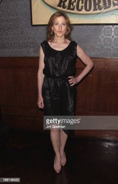 Actress Edie Falco attends the 2013 Obie Awards at Webster Hall on May 20 2013 in New York City