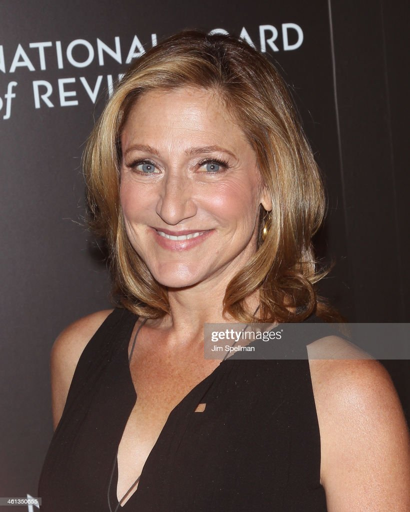 Actress <a gi-track='captionPersonalityLinkClicked' href=/galleries/search?phrase=Edie+Falco&family=editorial&specificpeople=202111 ng-click='$event.stopPropagation()'>Edie Falco</a> attends the 2014 National Board Of Review Awards Gala at Cipriani 42nd Street on January 7, 2014 in New York City.