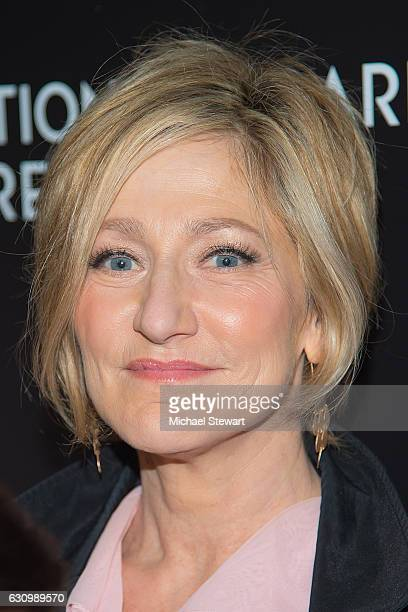 Actress Edie Falco attends the 2016 National Board of Review Gala at Cipriani 42nd Street on January 4 2017 in New York City