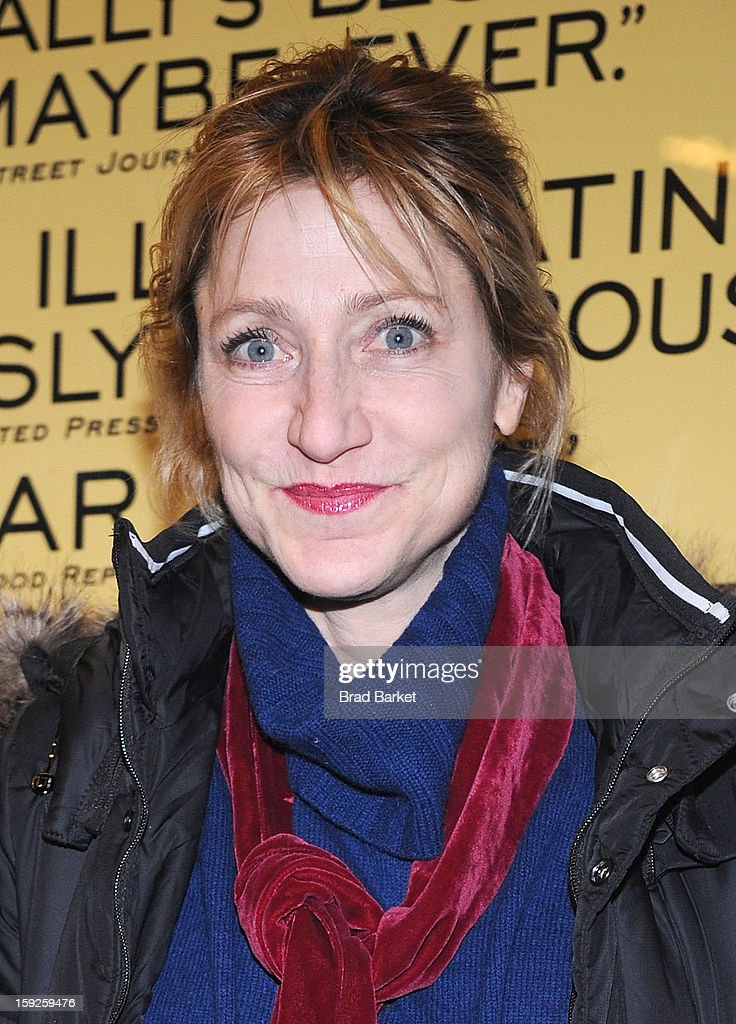 Actress <a gi-track='captionPersonalityLinkClicked' href=/galleries/search?phrase=Edie+Falco&family=editorial&specificpeople=202111 ng-click='$event.stopPropagation()'>Edie Falco</a> attends 'The Other Place' Broadway opening night>> at Samuel J. Friedman Theatre on January 10, 2013 in New York City.