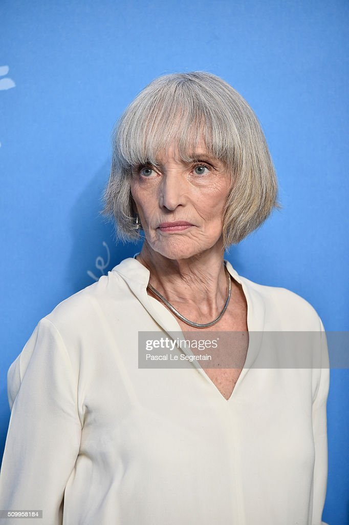Actress <a gi-track='captionPersonalityLinkClicked' href=/galleries/search?phrase=Edith+Scob&family=editorial&specificpeople=5434253 ng-click='$event.stopPropagation()'>Edith Scob</a> attends the 'Things to Come' (L'avenir) photo call during the 66th Berlinale International Film Festival Berlin at Grand Hyatt Hotel on February 13, 2016 in Berlin, Germany.