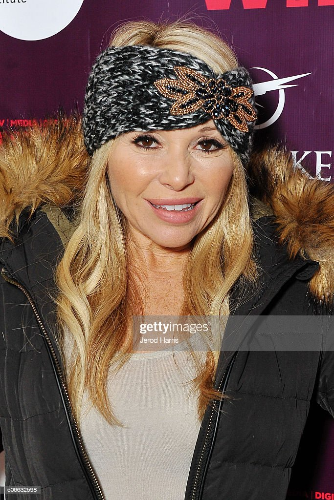 Actress EG Daily attends Women In Film Tenth Annual Sundance Filmmakers Panel Presented by Skywalker Sound on January 24, 2016 in Park City, Utah.