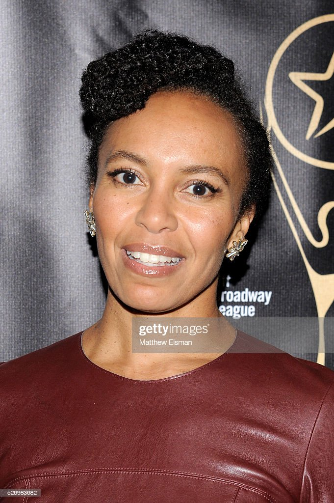 Actress Eisa Davis arrives at the 31st Annual Lucille Lortel Awards at NYU Skirball Center on May 1, 2016 in New York City.
