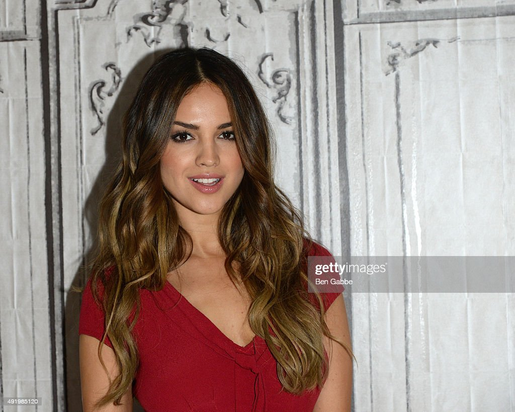 Actress Eiza Gonzalez attends AOL Build presents 'From Dusk Til Dawn: The Series' at AOL Studios In New York on October 9, 2015 in New York City.