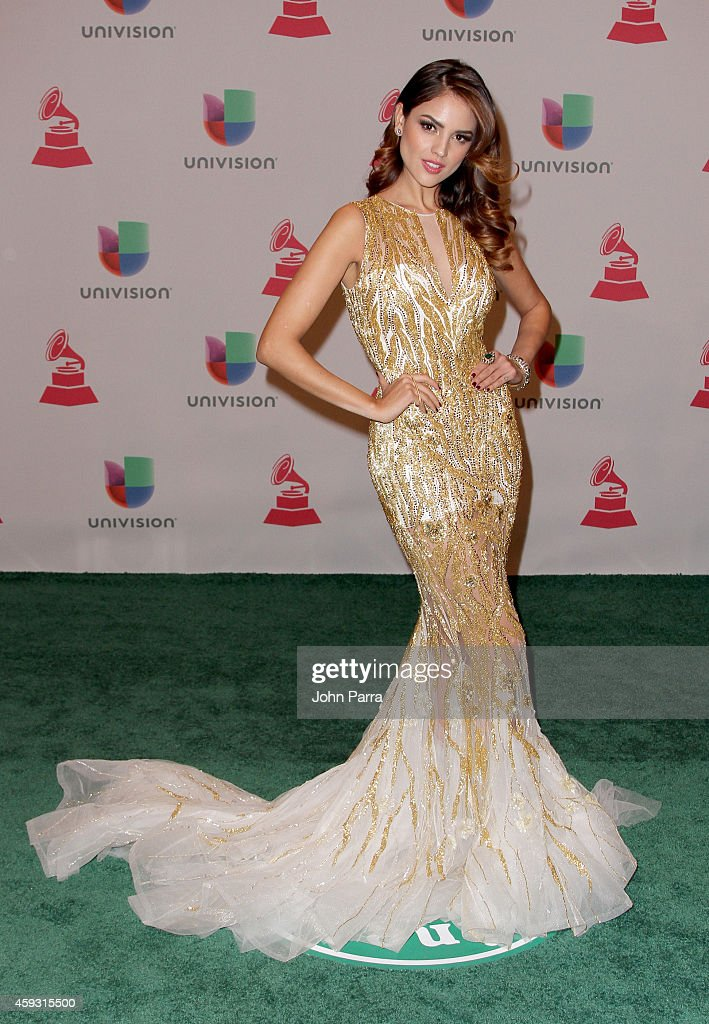 Actress Eiza Gonzalez attends the 15th annual Latin GRAMMY Awards at the MGM Grand Garden Arena on November 20 2014 in Las Vegas Nevada
