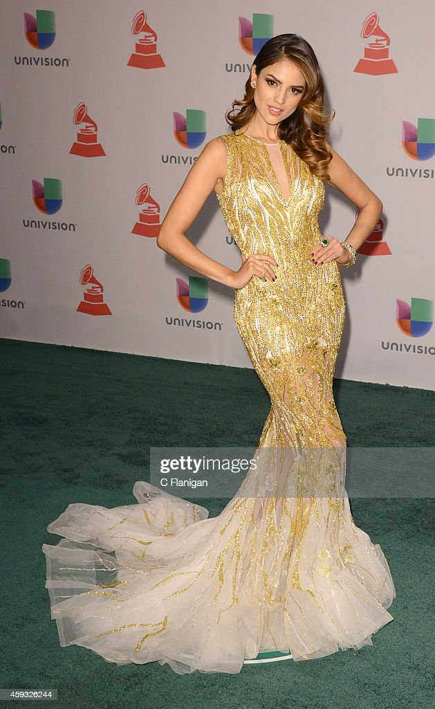 Actress Eiza Gonzalez attends the 15th Annual Latin GRAMMY Awards at the MGM Grand Garden Arena on November 20, 2014 in Las Vegas, Nevada.