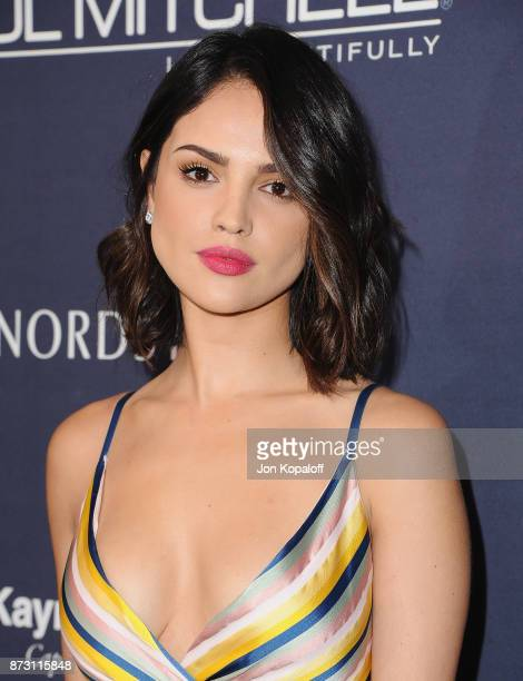 Actress Eiza Gonzalez attends the 2017 Baby2Baby Gala at 3LABS on November 11 2017 in Culver City California