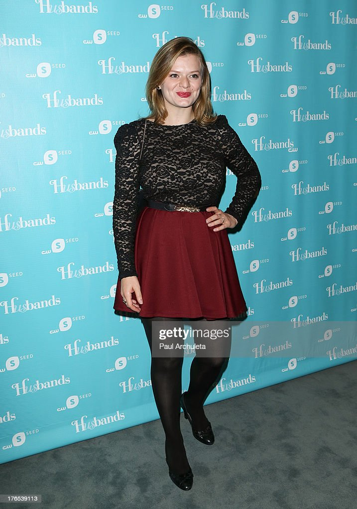 Actress Elaine Carroll attends the premiere of 'Husbands' at The Paley Center for Media on August 14, 2013 in Beverly Hills, California.