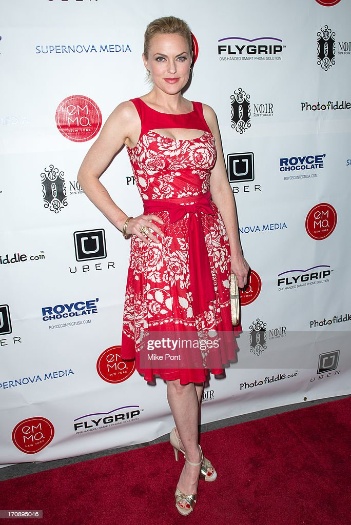Actress Elaine Hendrix attends The Inaugural St. Jude Spring Social at Noir NYC on June 19, 2013 in New York City.