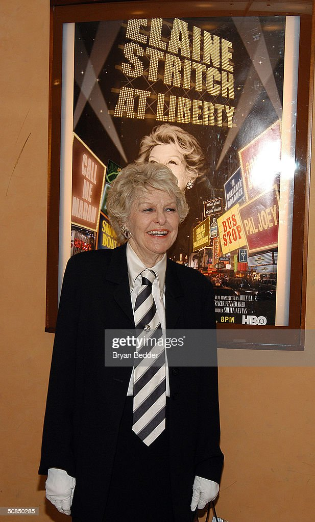 """Screening Of """"Elaine Stritch At Liberty"""""""