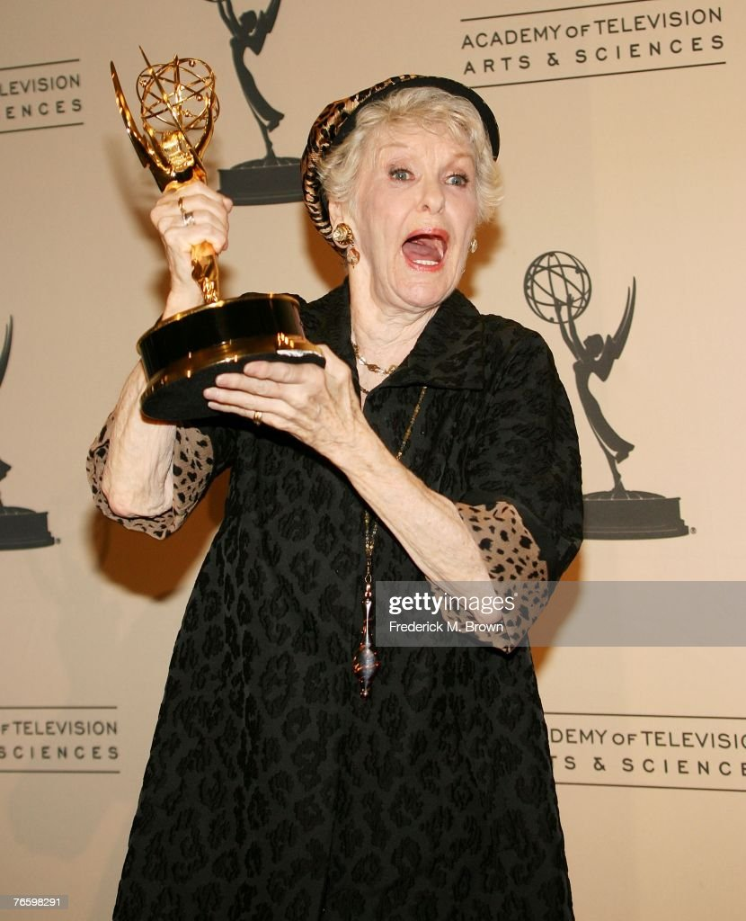 2007 Creative Arts Emmy Awards - Press Room