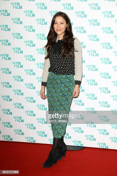 Actress Eleanor Matsuura attends the Into Film Awards on March 14 2017 in London United Kingdom