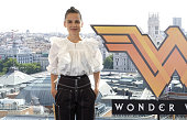 Elena Anaya Attends 'Wonder Woman' Madrid Photocall