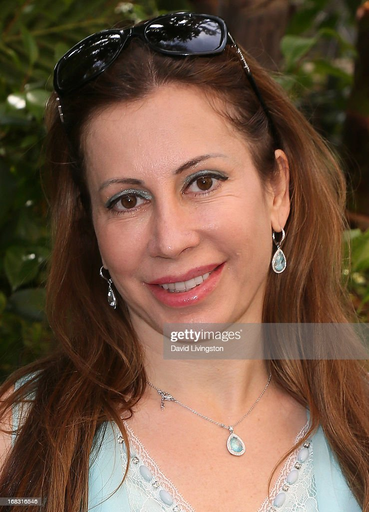 Actress Elena Eustache attends The Associates For Breast and Prostate Cancer Studies' Annual Mother's Day Luncheon at the Four Seasons Hotel Los Angeles at Beverly Hills on May 8, 2013 in Beverly Hills, California.
