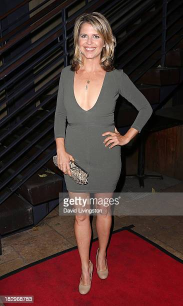 Actress Elena Schuber attends Actors for Autism and Rockwell Table Stage presents Reach for the Stars at Rockwell Table Stage on October 2 2013 in...