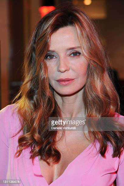 Actress Eliana Miglio attend the celebration of The International Rome Film Festival hosted by Bulgari and The Grand Hotel Via Veneto on November 1...