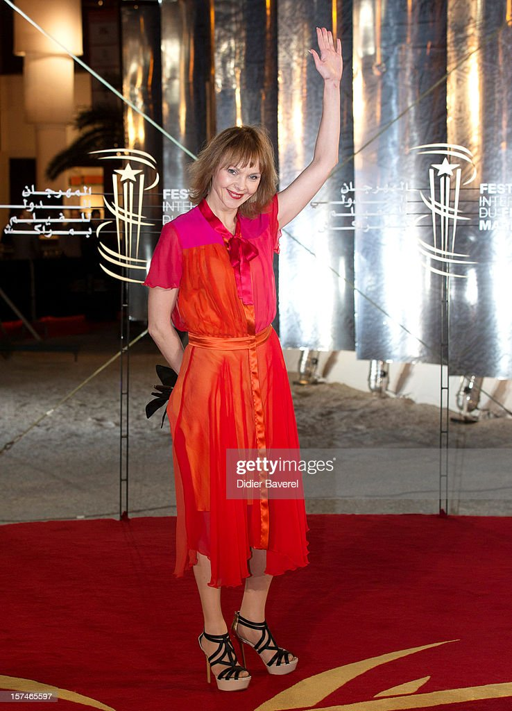 Actress Elina Reinold attends the 12th International Marrakech Film Festival on December 3, 2012 in Marrakech, Morocco.