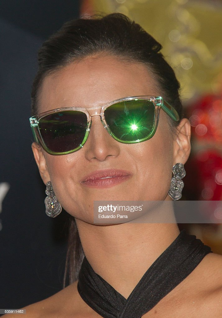 Actress <a gi-track='captionPersonalityLinkClicked' href=/galleries/search?phrase=Elisa+Mouliaa&family=editorial&specificpeople=7068487 ng-click='$event.stopPropagation()'>Elisa Mouliaa</a> attends the 'Nuestros Amantes' premiere at Palafox cinema on May 30, 2016 in Madrid, Spain.