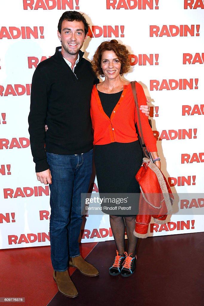 """Radin"" Paris Premiere At Cinema Gaumont Opera"