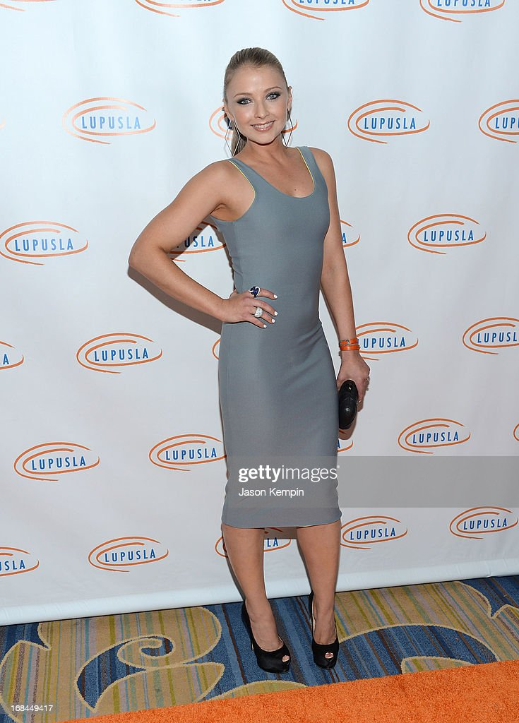 Actress Elisabeth Harnois attends the 13th Annual Lupus LA Orange Ball at the Beverly Wilshire Four Seasons Hotel on May 9, 2013 in Beverly Hills, California.