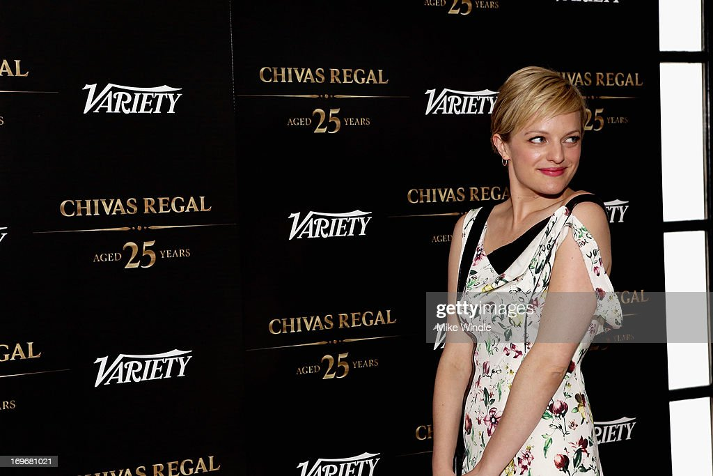 Actress Elisabeth Moss attends the Variety Emmy Studio at Palihouse on May 30, 2013 in West Hollywood, California.