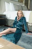 Elizabeth Moss, Emmy Magazine,