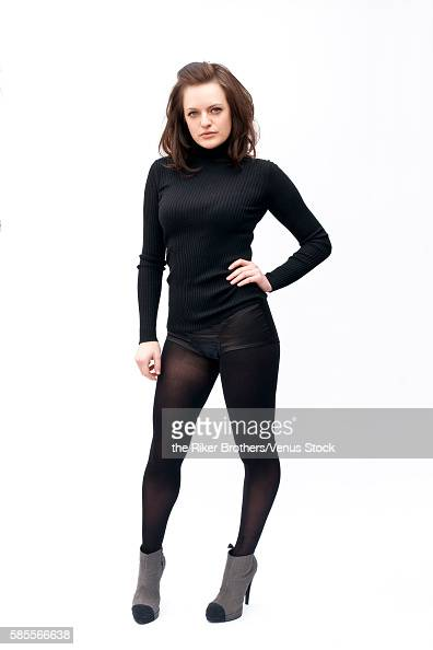 Actress Elizabeth Moss is photographed for Self Assignment on December 15 2011 in Los Angeles California Venus Stock ID VSRB1600724006