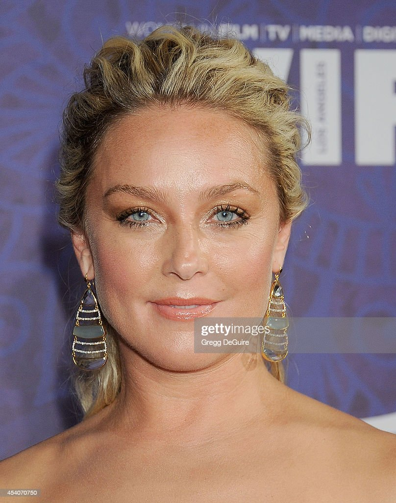 Actress Elisabeth Rohm arrives at the Variety And Women In Film Annual Pre-Emmy Celebration at Gracias Madre on August 23, 2014 in West Hollywood, California.